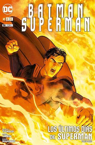 BATMAN/SUPERMAN 36