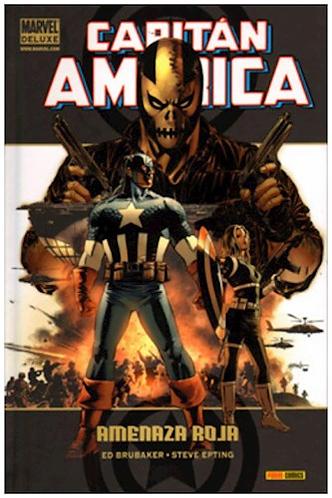 CAPITAN AMERICA 3- AMENAZA ROJA