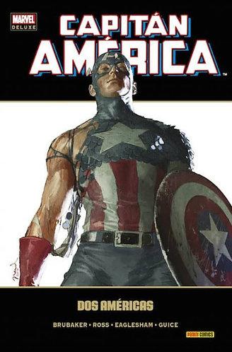 CAPITAN AMERICA 11- DOS AMERICAS