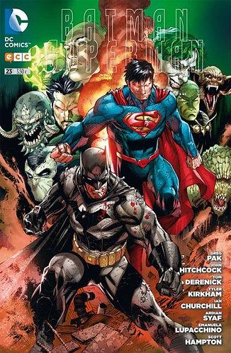 BATMAN/SUPERMAN 23