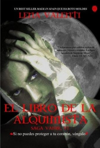 EL LIBRO DE LA ALQUIMISTA: SAGA VANIR VI