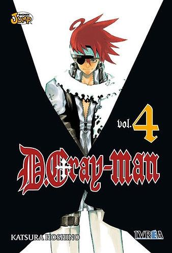 D.GRAY MAN 4