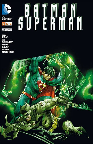 BATMAN/SUPERMAN 22