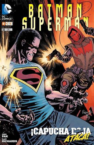 BATMAN/SUPERMAN 32