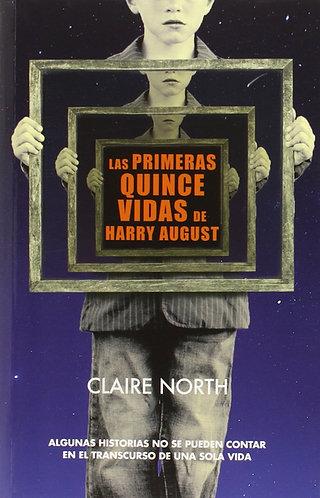 LAS PRIMERAS 15 VIDAS DE HARRY AUGUST