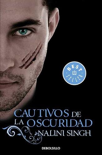 CAUTIVOS DE LA OSCURIDAD. PSI/CAMBIANTES 8