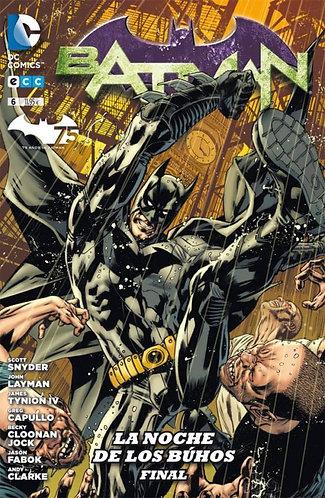 BATMAN REEDICION TRIMESTRAL 06