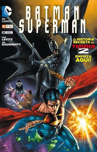 BATMAN/SUPERMAN 24