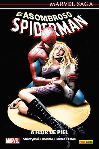 SPIDERMAN: A FLOR DE PIEL