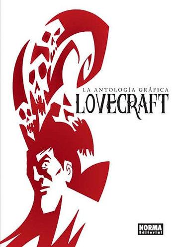 LA ANTOLOGIA GRAFICA /HP LOVECRAFT