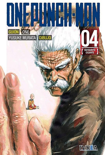 ONE PUNCH MAN 4