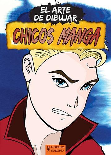 EL ARTE DE DIBUJAR CHICOS MANGA