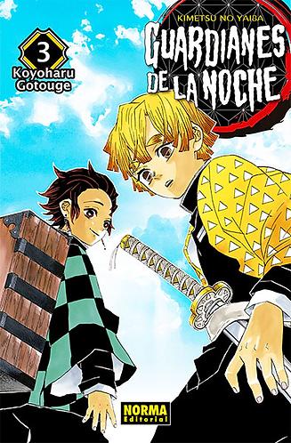 GUARDIANES DE LA NOCHE 3
