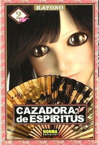 CAZADORA DE ESPIRITUS 2