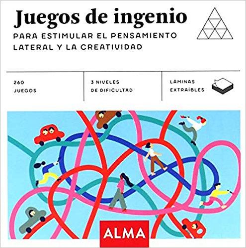 JUEGOS DE INGENIO PARA ESTIMULAR EL PENSAMIENTO LATERAL