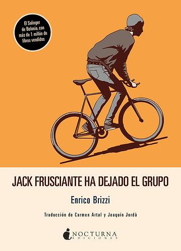 JACK FRUSCIANTE HA DEJADO EL GRUPO