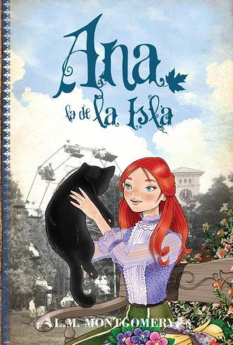 ANA, LA DE LA ISLA ( LIBRO III)