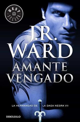 AMANTE VENGADO. LA HERMANDAD DE LA DAGA NEGRA VII