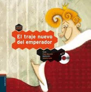 EL TRAJE NUEVO DEL EMPERADOR + CD