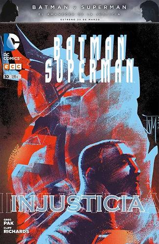 BATMAN/SUPERMAN 30