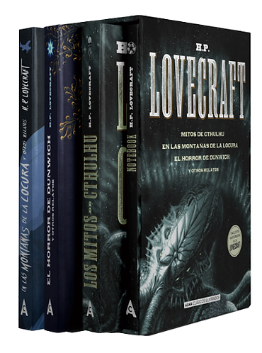 PACK LOVECRAFT