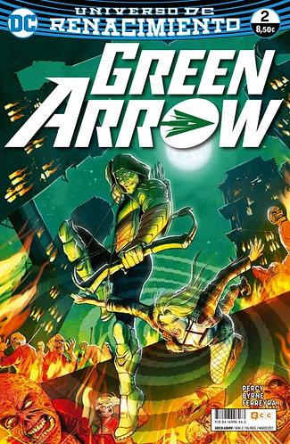 GREEN ARROW 02