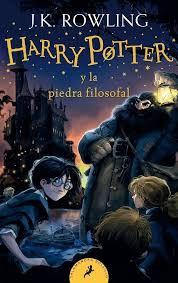 HARRY POTTER Y LA PIEDRA FILOSOFAL PORTADA NUEVA
