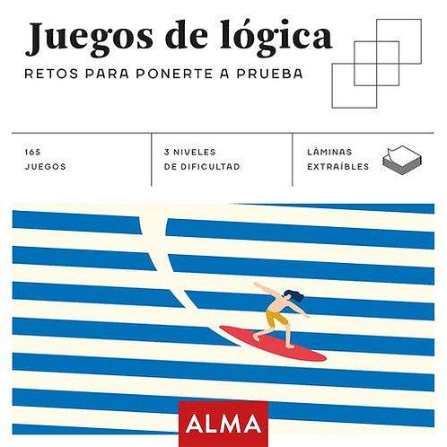 JUEGOS DE LÓGICA: RETOS PARA PONERTE A PRUEBA