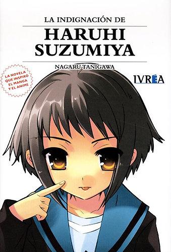LA INDIGNACIÓN DE HARUHI SUZUMIYA