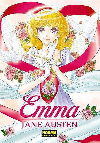 EMMA, EL MANGA