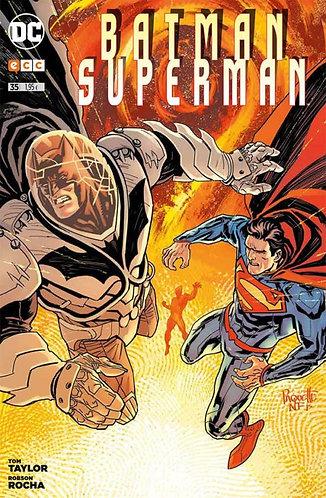 BATMAN/SUPERMAN 35