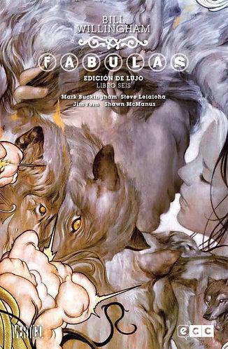 FABULAS EDICION DE LUJO 06