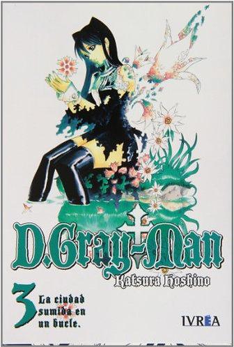 D.GRAY MAN 3