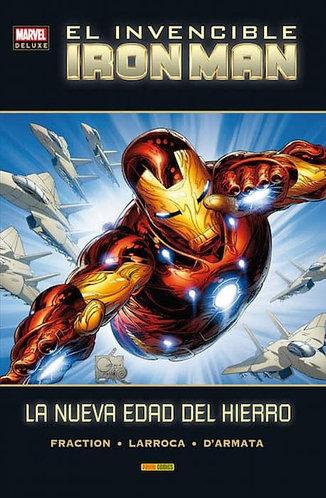 EL INVENCIBLE IRON MAN 5- LA NUEVA EDAD DEL HIERRO