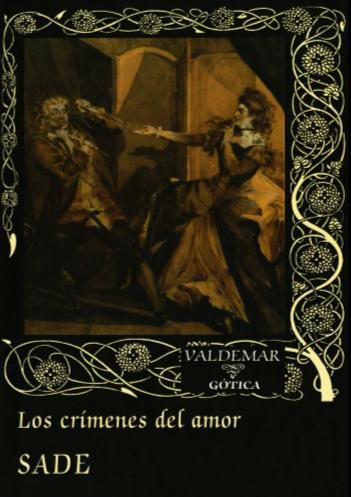 LOS CRÍMENES DE AMOR