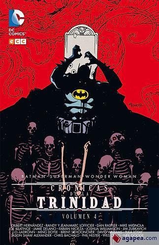 BATMAN/SUPERMAN/WONDER WOMAN: CRONICAS DE LA TRINIDAD 4