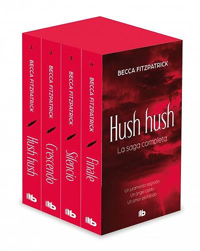 ESTUCHE HUSH HUSH