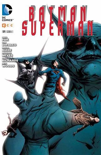 BATMAN/SUPERMAN 17