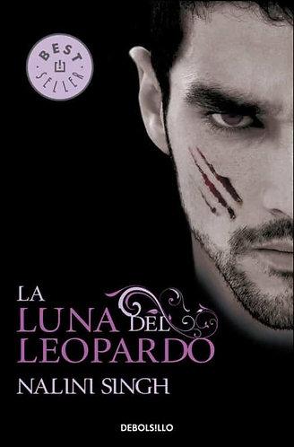 LA LUNA DEL LEOPARDO. SERIE PSI CAMBIANTES 4