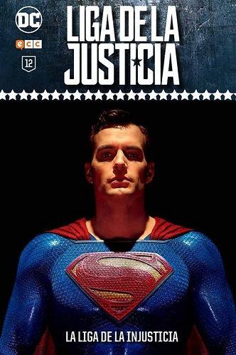 LIGA DE LA JUSTICIA: LA LIGA DE LA INJUSTICIA