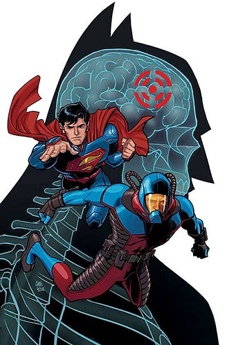 BATMAN/SUPERMAN 13