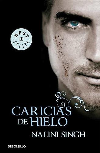 CARICIAS DE HIELO. SERIE PSI CAMBIANTES 3