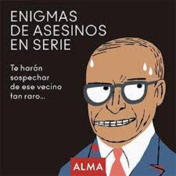 ENIGAMAS ASESINOS EN SERIE