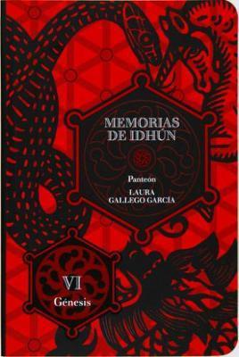 MEMORIAS DE IDHUN: PANTEON: GENESIS