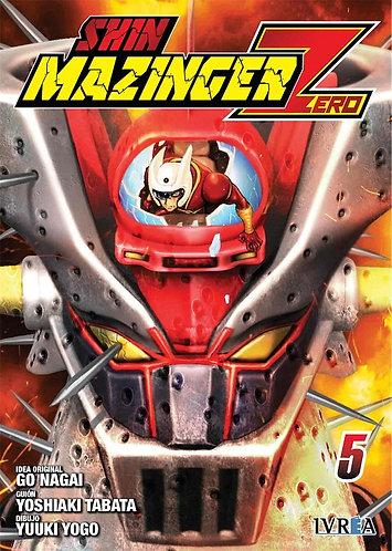 MAZINGER ZERO 5
