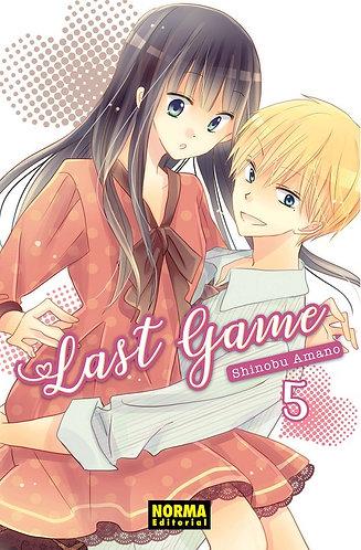LAST GAME 5
