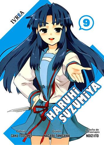 HARUHI SUZUMIYA 9