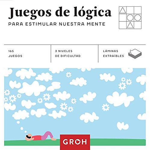 JUEGOS DE LOGICA: PARA ESTIMULAR NUESTRA MENTE