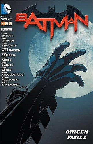 BATMAN REEDICION TRIMESTRAL 11