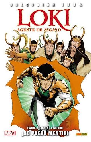 LOKI: AGENTE DE ASGARD- NO PUEDO MENTIR